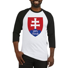 All Slovak Baseball Jersey