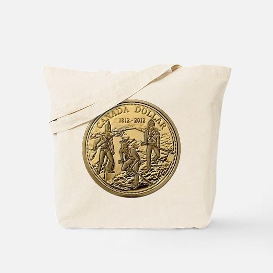 1812 Dollar Tote Bag