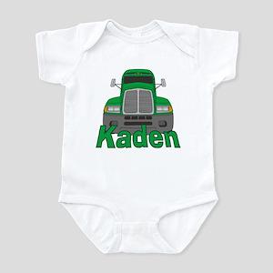 Trucker Kaden Infant Bodysuit