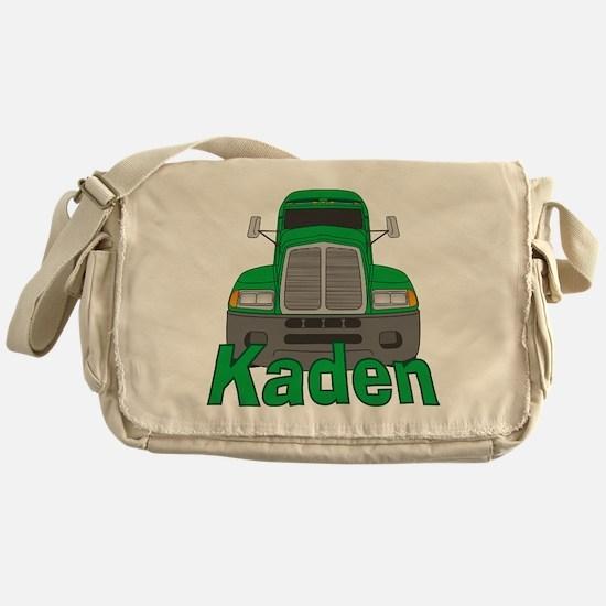 Trucker Kaden Messenger Bag