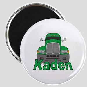 Trucker Kaden Magnet