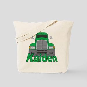 Trucker Kaiden Tote Bag