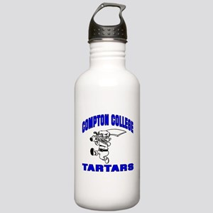Compton College Stainless Water Bottle 1.0L