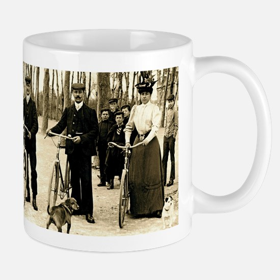 Cycling Trio Mug