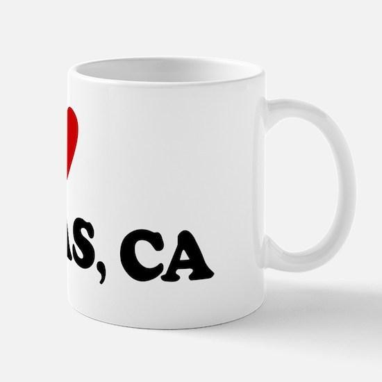 I Love Salinas Mug