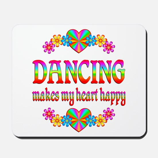 Dancing Happy Mousepad