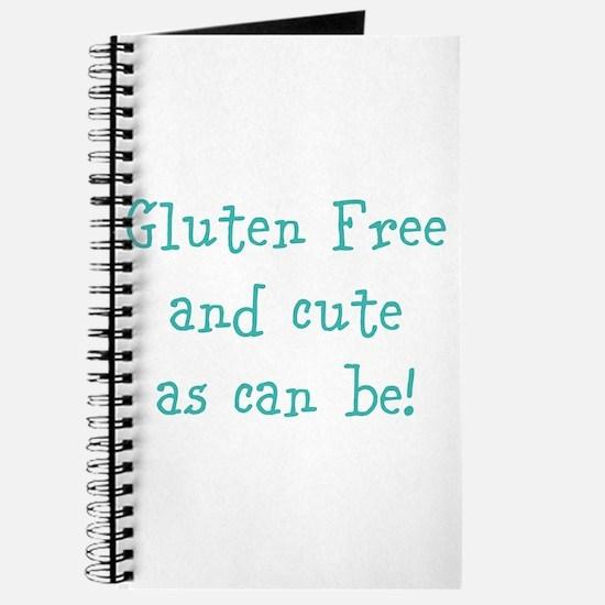 Cute Gluten free Journal