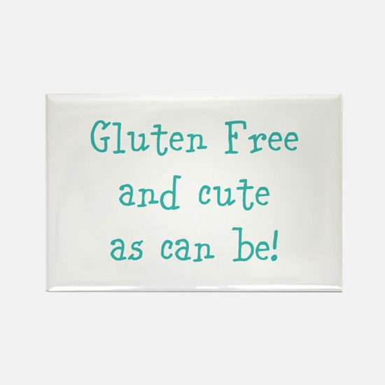 Cute Celiac disease Rectangle Magnet