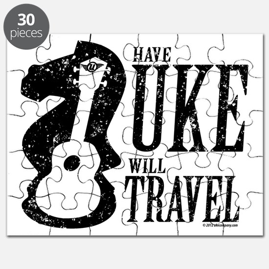 Have Uke Will Travel Puzzle