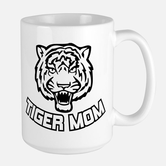 Tiger Mom Large Mug
