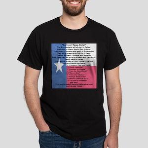 SURVIVOR TEXAS STYLE Dark T-Shirt