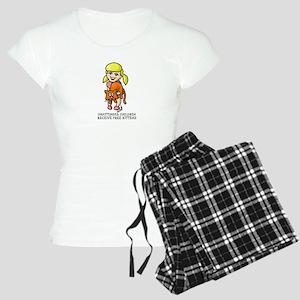 Free Kittens Women's Light Pajamas