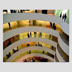 Guggenheim Museum: New York C Small Poster