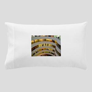 Guggenheim Museum: New York C Pillow Case
