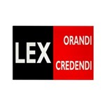 Lex Orandi Lex Credendi Rectangle Magnet