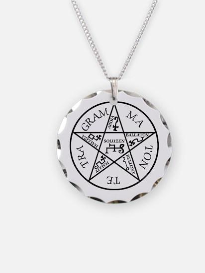 Pentagram of solomon Necklace