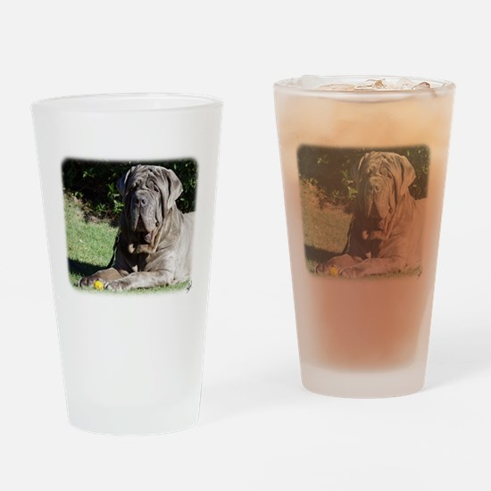 Neapolitan Mastiff AA018D-069 Drinking Glass