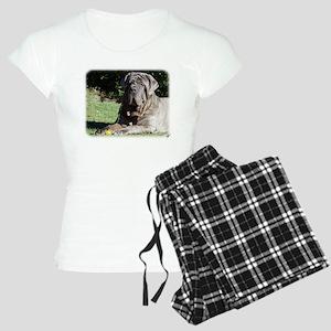 Neapolitan Mastiff AA018D-069 Women's Light Pajama