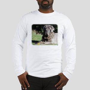 Neapolitan Mastiff AA018D-069 Long Sleeve T-Shirt