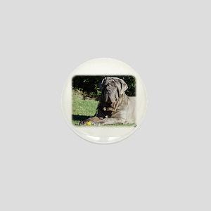 Neapolitan Mastiff AA018D-069 Mini Button