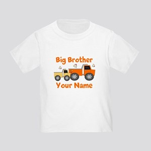 Big Brother Truck Toddler T-Shirt