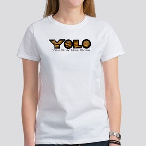 YOLO Tiger Women's T-Shirt
