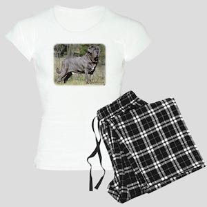 Neapolitan Mastiff AA021D-045 Women's Light Pajama