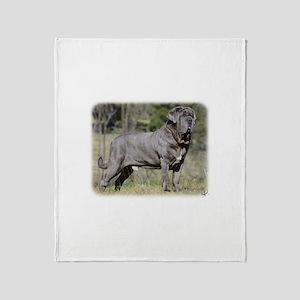 Neapolitan Mastiff AA021D-045 Throw Blanket