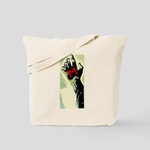 Fritz Lang's M Tote Bag