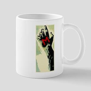 Fritz Lang's M Mug