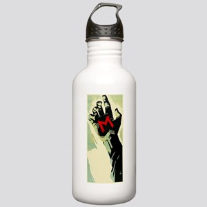 Fritz Lang's M Stainless Water Bottle 1.0L