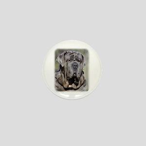 Neapolitan Mastiff AA021D-048 Mini Button