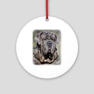 Neapolitan Mastiff AA021D-048 Ornament (Round)