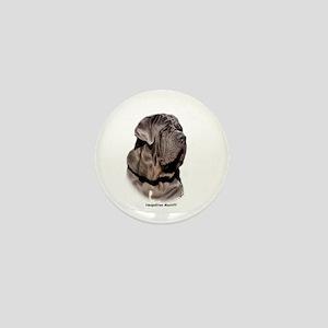 Neapolitan Mastiff 9Y393D-045 Mini Button
