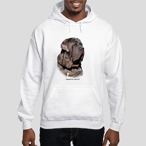 Neapolitan Mastiff 9Y393D-045 Hooded Sweatshirt