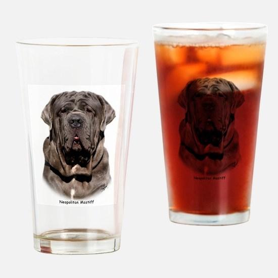 Neapolitan Mastiff 9Y393D-047 Drinking Glass