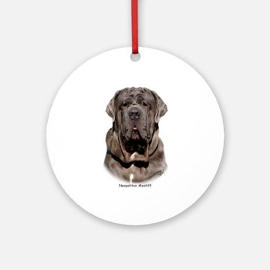 Neapolitan Mastiff 9Y393D-047 Ornament (Round)