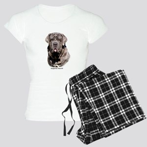 Neapolitan Mastiff 9Y393D-053 Women's Light Pajama