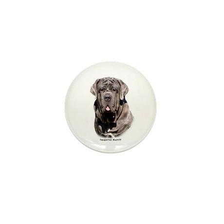Neapolitan Mastiff 9Y393D-053 Mini Button (100 pac