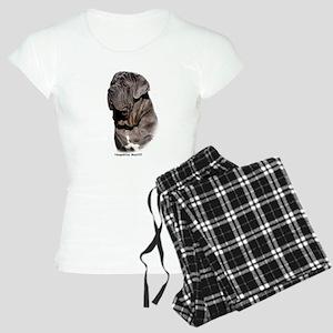 Neapolitan Mastiff 9Y393D-061 Women's Light Pajama