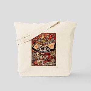 Faust Tote Bag