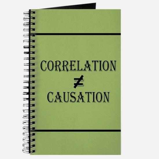 Correlation Causation Journal