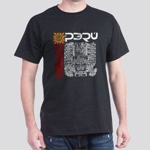 Peru Design 2 Dark T-Shirt