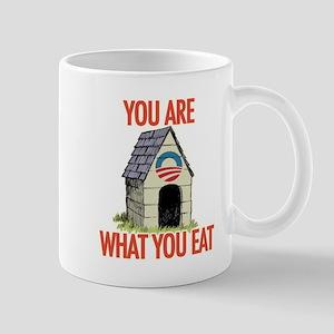Obama Doghouse Mug