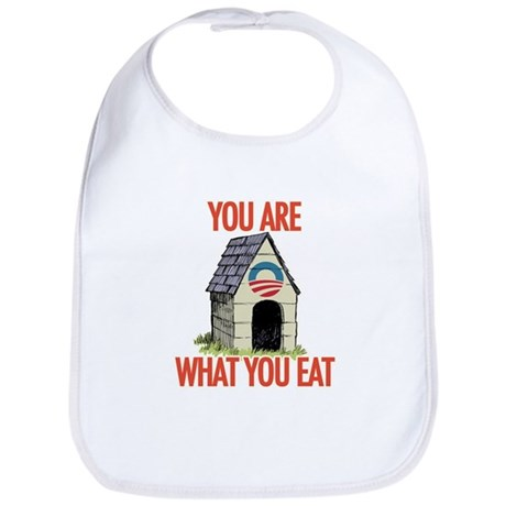 Obama Doghouse Bib