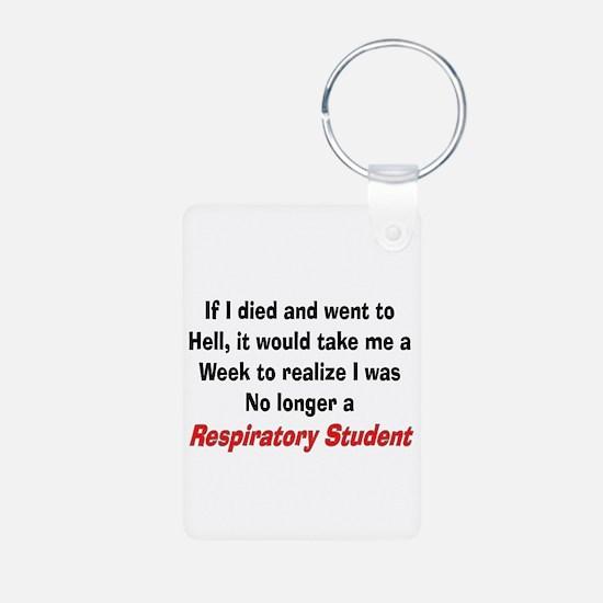 Respiratory Therapy XXX Keychains