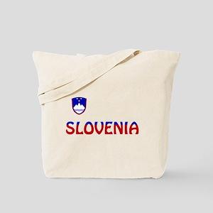Slovenia Tote Bag