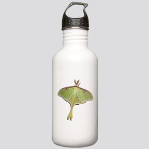 Super Green Moth Stainless Water Bottle 1.0L