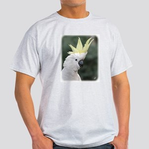 Sulphur Crested Cockatoo 9Y331D-005 Light T-Shirt