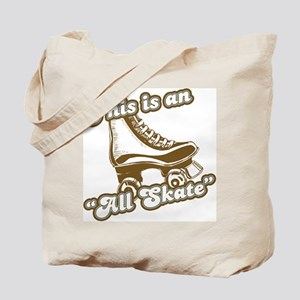 This is an All Skate Tote Bag